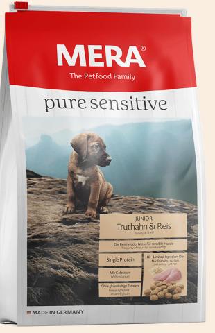 MERA_pure_sensitive_Junior_Truthahn_Reis_Rechts