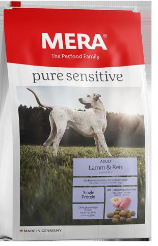 Pure Sensitive Lam & Rijst