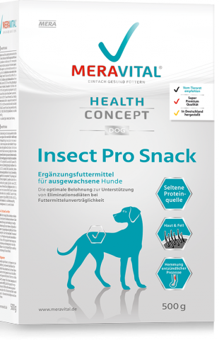 MERA-VITAL Insect Pro Snack 0.5 kg