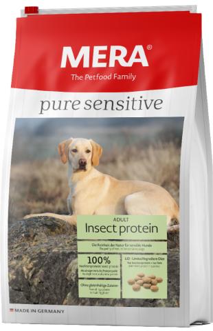 Pure Sensitive Insecten Proteïne & rijst