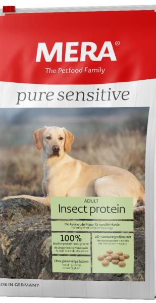 Pure Sensitive Protéines d'insectes & Riz